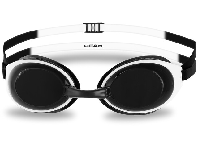 Head HCB Comp Goggles black-white-smoke